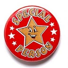 Special Person Badge